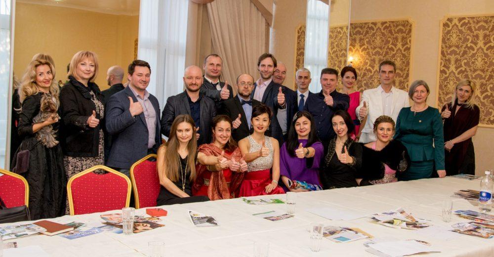 Международный съезд бизнес-клубов в Гурзуфе