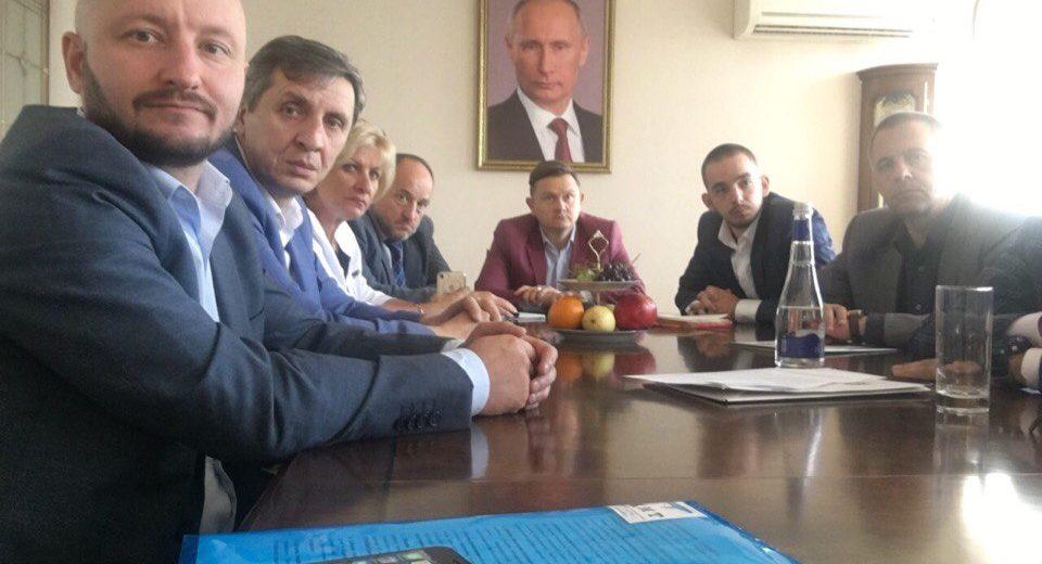 Крым — территория инноваций