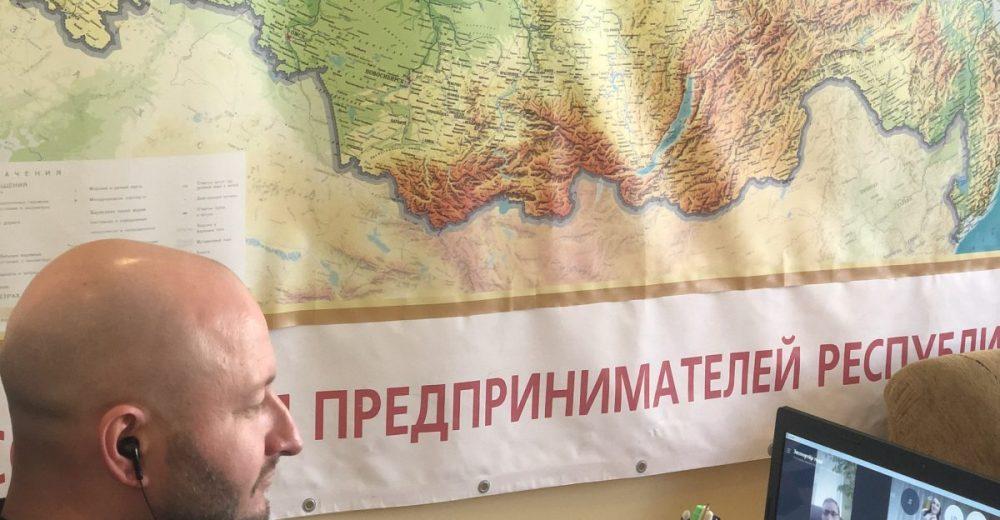 Состоялось заседание региональной конкурсной Комиссии регионального этапа Всероссийского конкурса «Экспортер года» в Республике Крым
