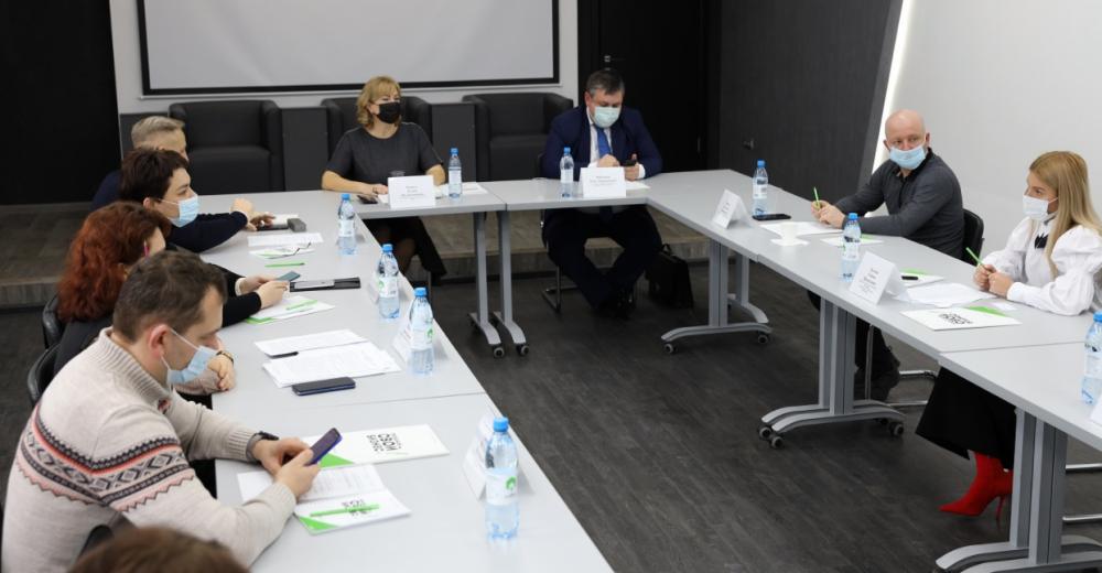 Чернов Александр принял участие в заседании Общественного совета при Минэкономразвития РК